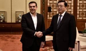 Τσίπρας από Κίνα: Η Ελλάδα γυρίζει σελίδα (photo)