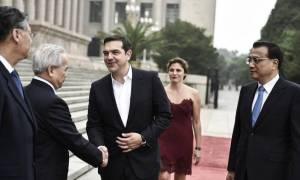 Επίσκεψη Τσίπρα στην Κίνα: Οι έξι συμφωνίες του Πεκίνου