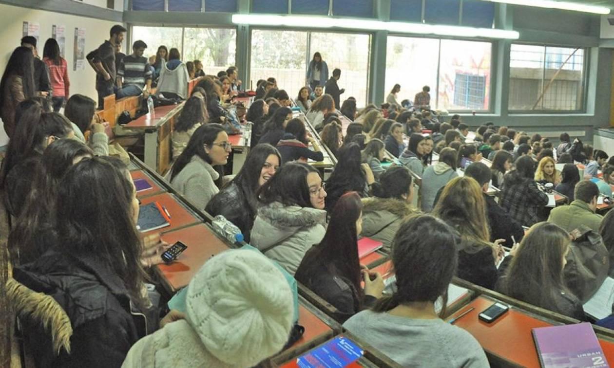 Μετεγγραφές φοιτητών 2016: Αυτές είναι οι αντιστοιχίες των Πανεπιστημιακών Τμημάτων