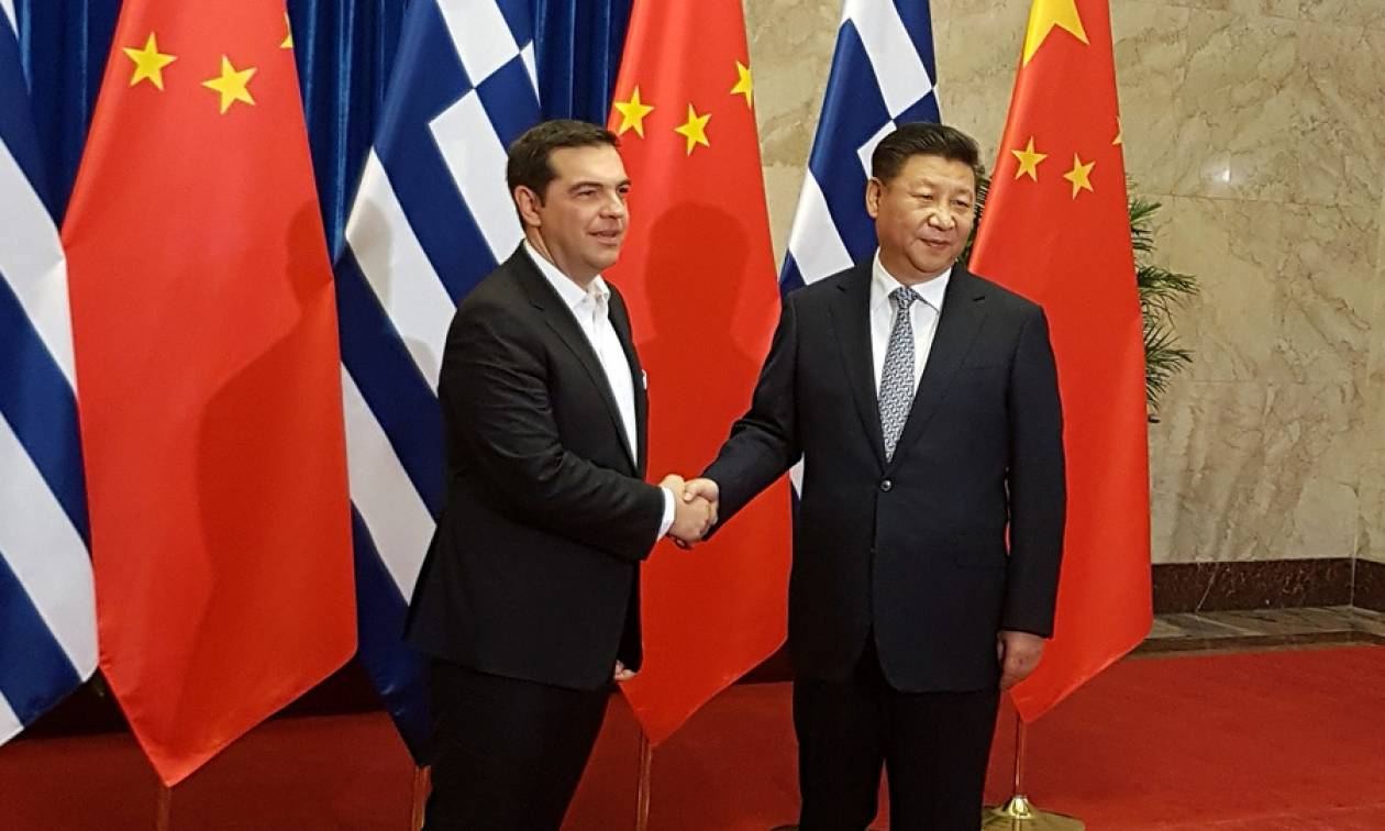 Πεκίνο: Τι συζήτησε ο Τσίπρας με τον Πρόεδρο της Κίνας