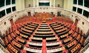 Βουλή: Διάβημα διαμαρτυρίας της ΝΔ στον Βούτση για τη λειτουργία του Κοινοβουλίου