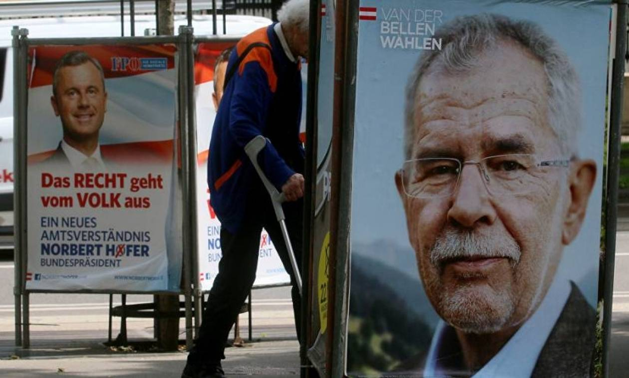 Επαναλαμβάνονται οι εκλογές στην Αυστρία