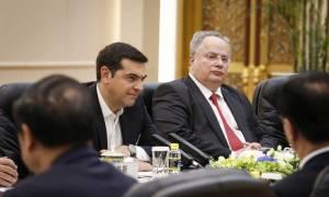 Το tweet του Τσίπρα για τη συνάντησή του με τον πρόεδρο της Κίνας