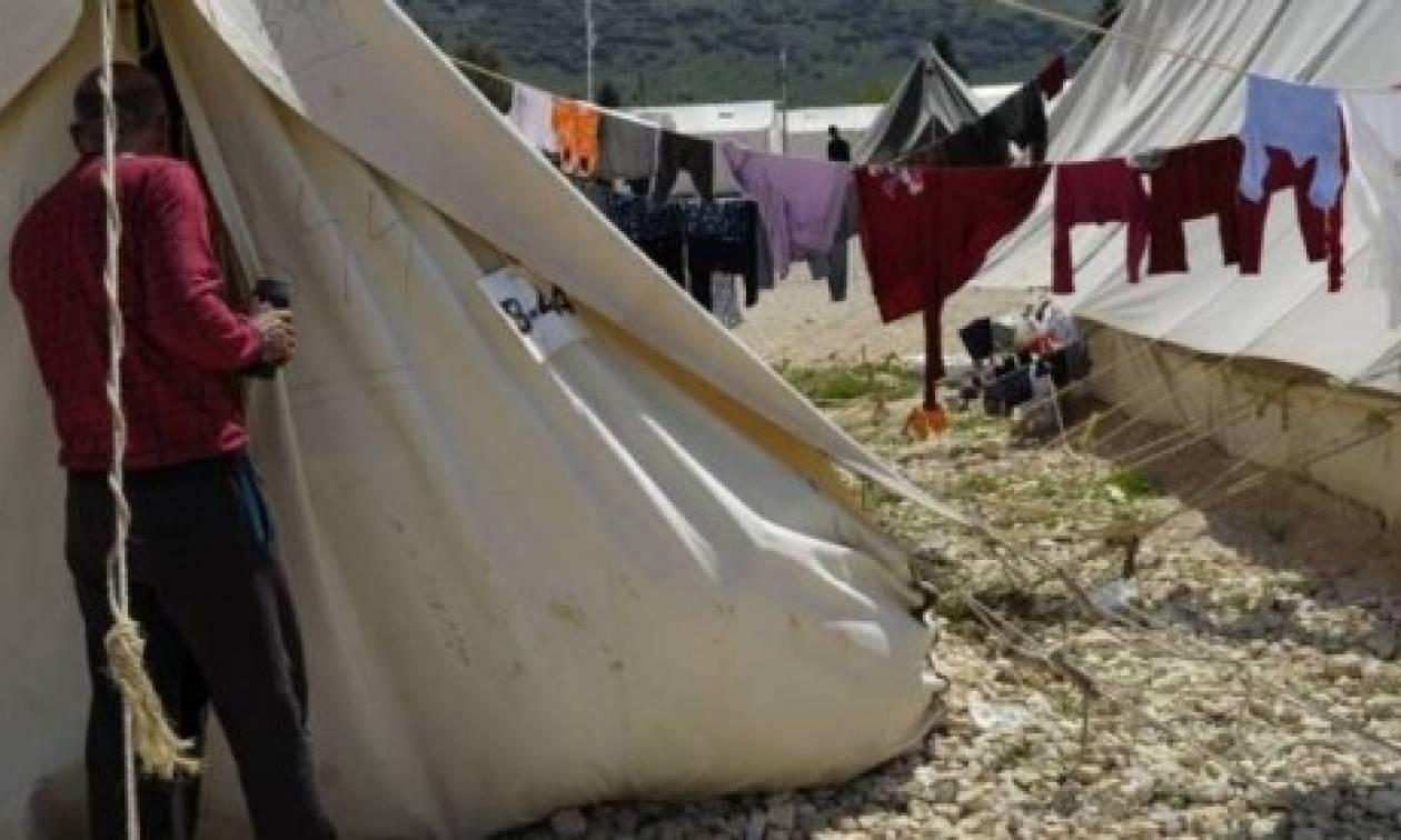 Θετικοί σε μαντού για φυματίωση βρέθηκαν 8 στρατιωτικοί που υπηρετούν σε καταυλισμό προσφύγων