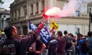 Γαλλία: Δεκάδες χιλιάδες Γάλλοι ξανά στους δρόμους ενάντια στο αντεργατικό νομοσχέδιο (Vid)