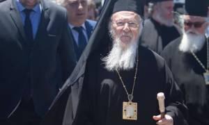 Μόνο στο CNN Greece: Ο Πατριάρχης Βαρθολομαίος και τα «μυστήρια» της Πανορθόδοξης