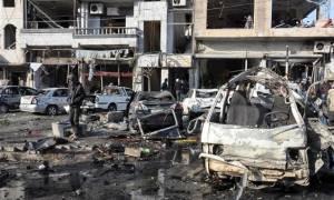 «Λουτρό» αίματος με 16 νεκρούς στην Χάσακα της Συρίας