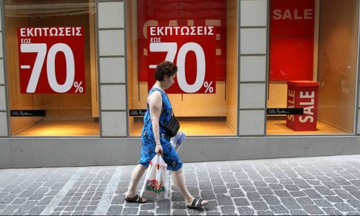 Αρχίζουν οι θερινές εκπτώσεις – Ποια Κυριακή θα ανοίξουν τα καταστήματα