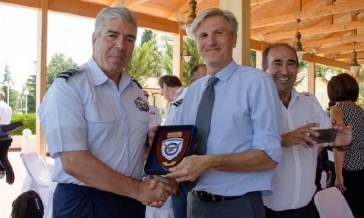 Υπογραφή Μνημονίου Συνεργασίας μεταξύ του ΓΕΑ και της ΕΛΑΟ (pics)