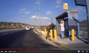 Βίντεο-Σοκ: Ισραηλινοί στρατιώτες εκτελούν μπροστά σε κάμερα Παλαιστίνια (Προσοχή! Σκληρές εικόνες!)