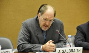 Γκάλμπρεϊθ: Ο Τσίπρας είχε δώσει εντολή για το σχέδιο της δράχμης