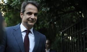 Μητσοτάκης μετά τη συνάντηση με Ντράγκι: Πιο επίκαιρο από ποτέ το αίτημα για Εξεταστική