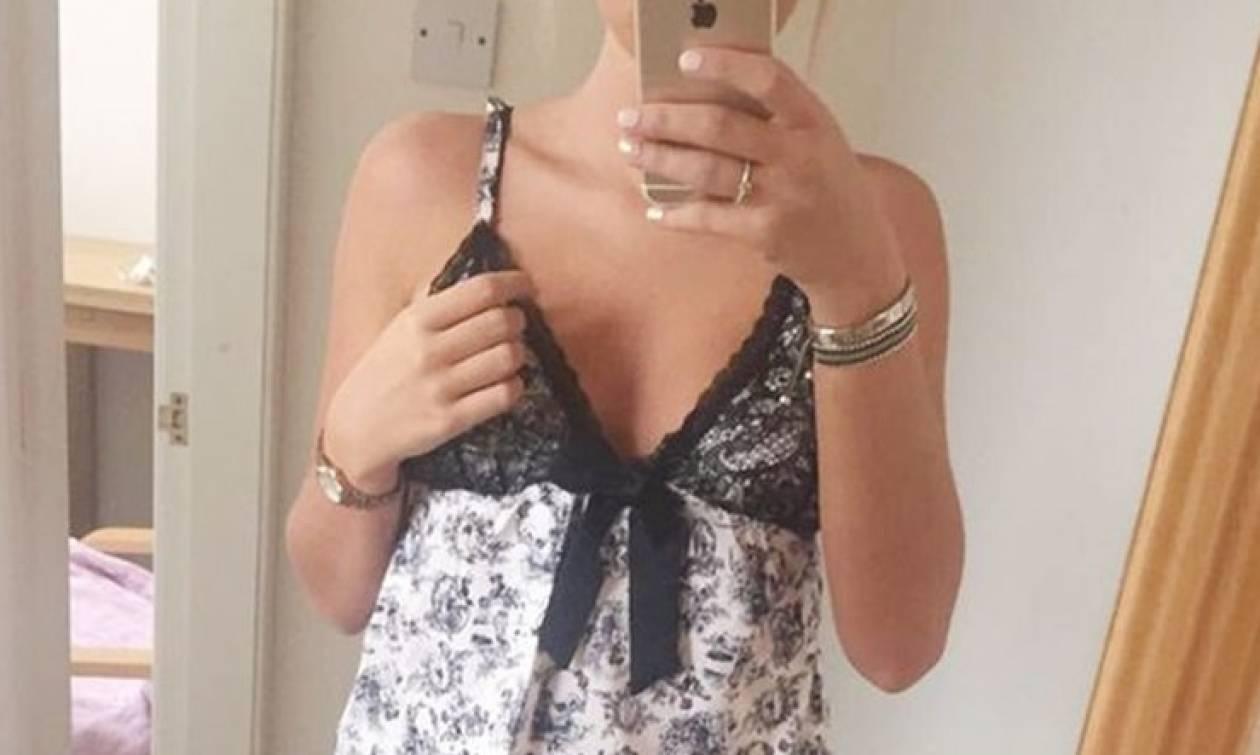 Πήγε να αγοράσει πιτζάμες και δεν πίστευε πόσο… σέξι αποδείχθηκαν! (photos)