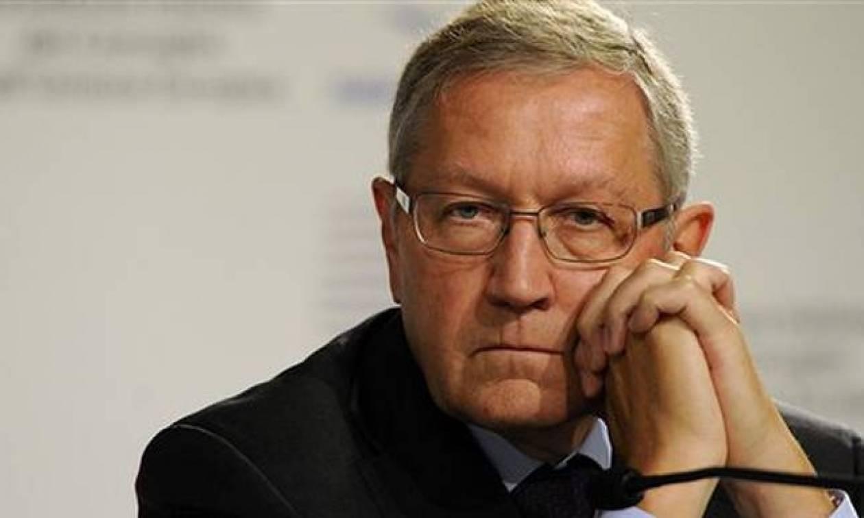 Ρέγκλινγκ: Η Ελλάδα μπορεί να επιστρέψει στις αγορές από το 2017
