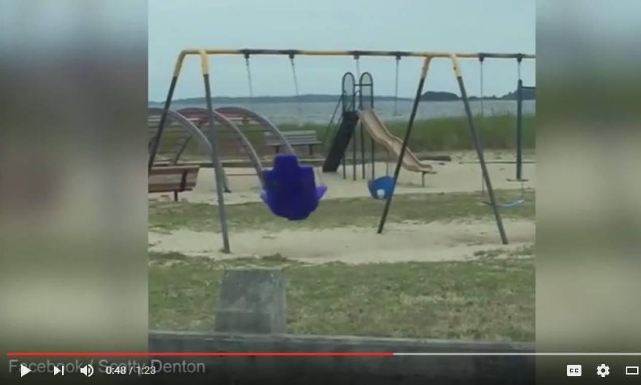 Θα μπορούσε αυτό το ανατριχιαστικό βίντεο να αποδείξει ότι τα φαντάσματα είναι αληθινά;