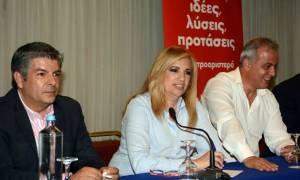 Φώφη: Να παρέμβει η Δικαιοσύνη για τους κρυφούς σχεδιασμούς Τσίπρα - Βαρουφάκη