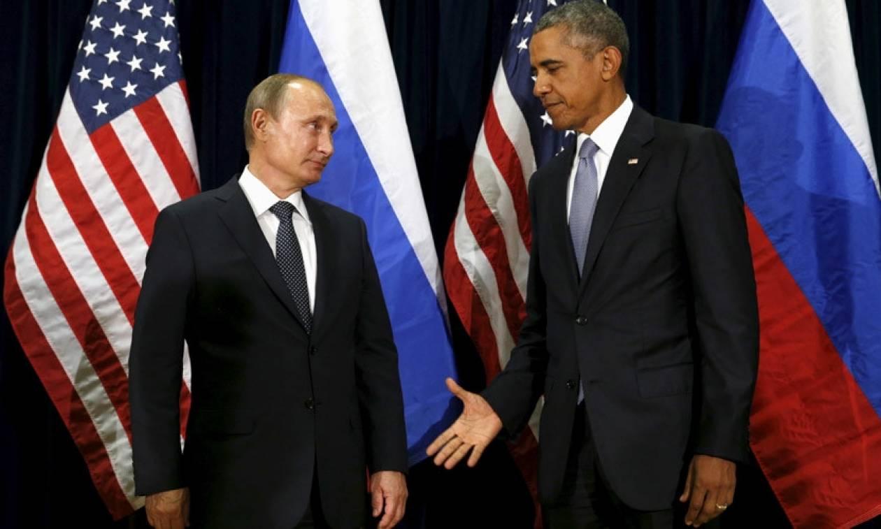 Έκτακτο τηλεφώνημα Πούτιν προς Ομπάμα