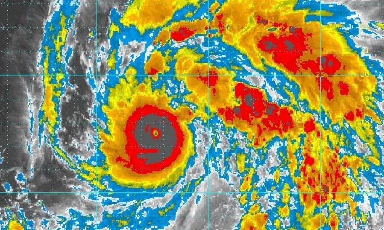 Συναγερμός στην Ταϊβάν: Προετοιμάζονται για την επέλαση σούπερ τυφώνα