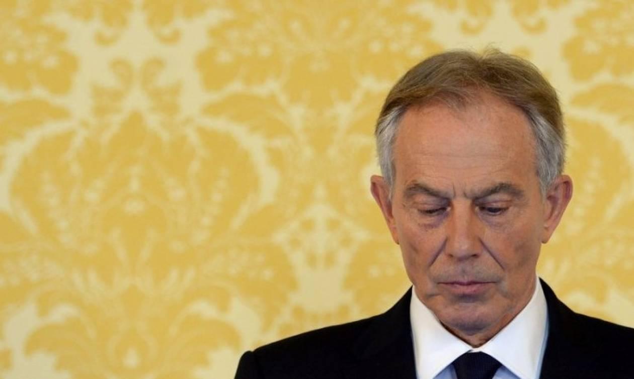 Βρετανία-Πόλεμος Ιράκ: Ο Τύπος καταγγέλλει την αλαζονεία του Τόνι Μπλερ - Δείτε όλα τα πρωτοσέλιδα