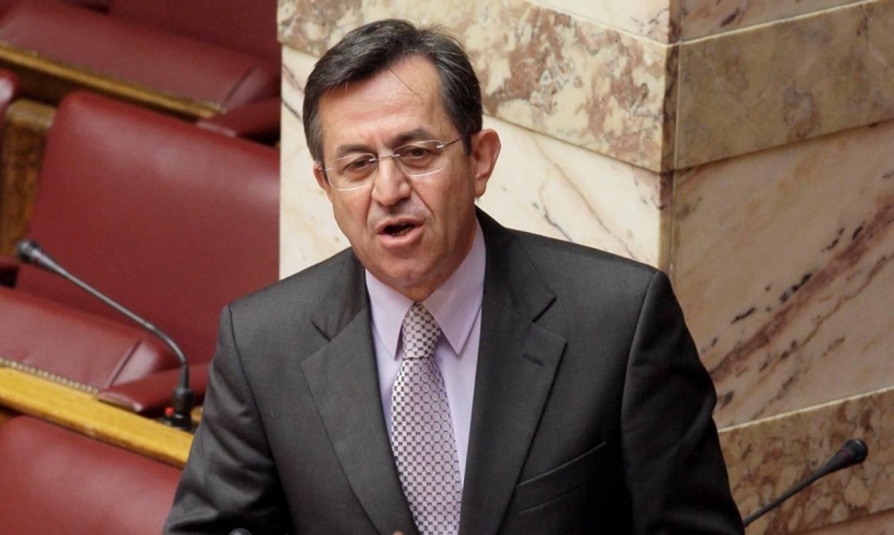 Θα υπερψηφίσει τον εκλογικό νόμο ο Νίκος Νικολόπουλος