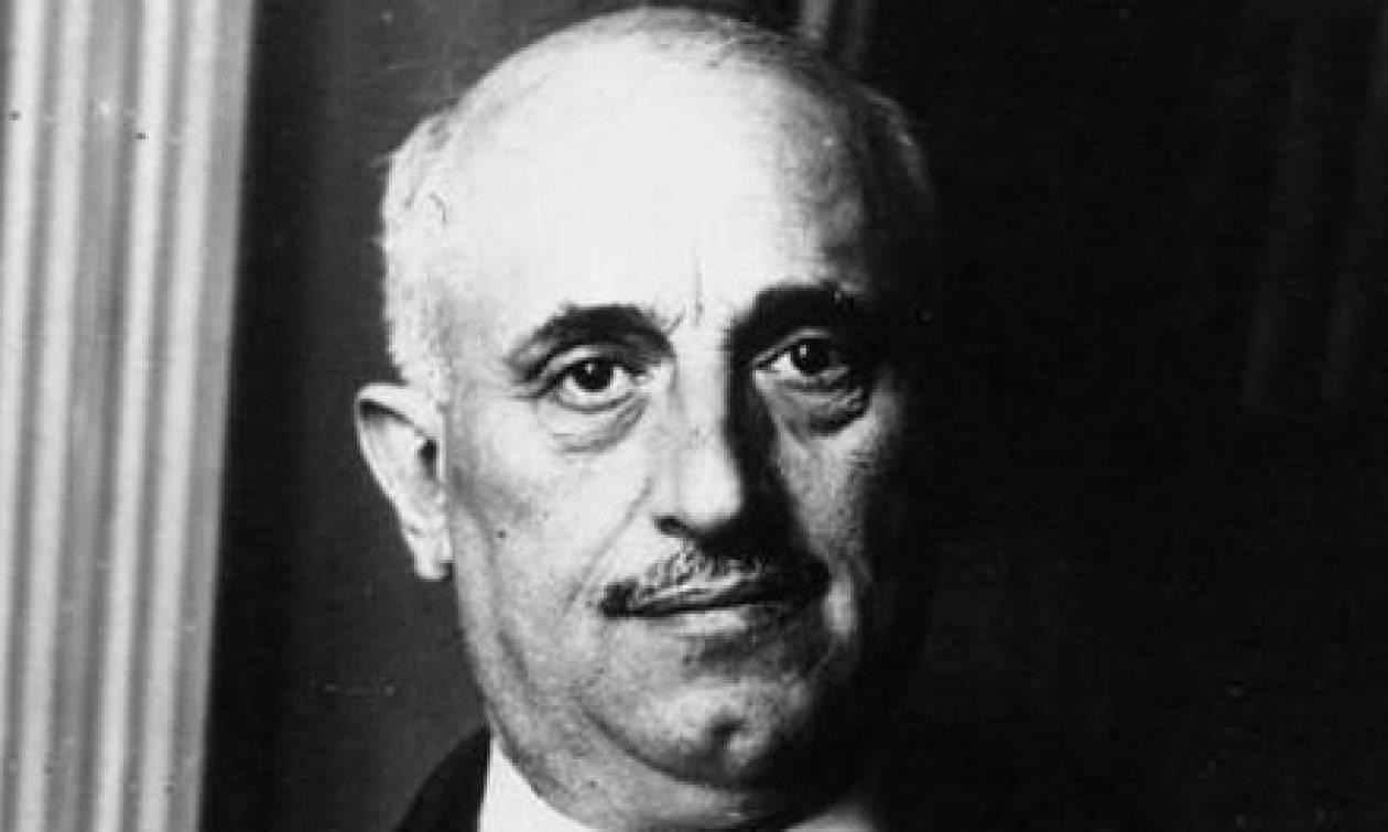 Σαν σήμερα το 1876 γεννήθηκε ο Αρκάς πολιτικός Αλέξανδρος Παπαναστασίου