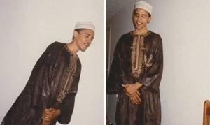 Σάλος με τις φωτογραφίες του Ομπάμα – Τι φορούσε και εξόργισε τους Αμερικανούς (Pics & Vid)