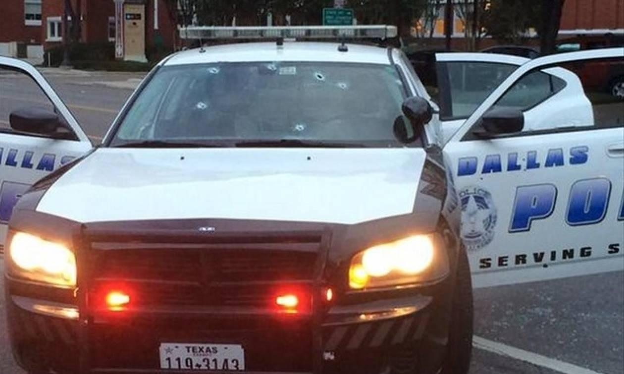 Ντάλας - Αστυνομία: Άγνωστα τα κίνητρα της επίθεσης κατά των 11 αστυνομικών