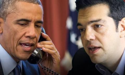Το τηλεφώνημα και το ραντεβού Ομπάμα – Τσίπρα στη Βαρσοβία
