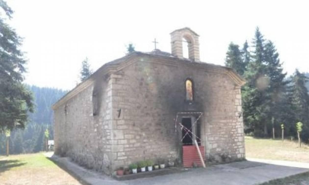 Συγκλονιστικό: Θαύμα στο Περτούλι με την εικόνα της Αγίας Κυριακής