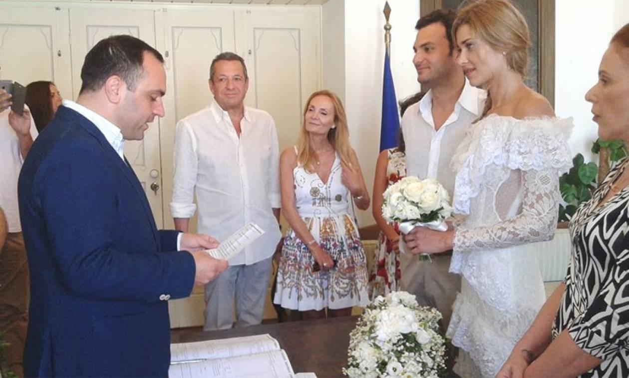 «Βουίζει» η Μύκονος για τον γάμο των 5 εκατ. ευρώ (pics+vid)