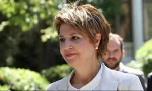 Γεροβασίλη στο twitter: Όντως, μας χωρίζει άβυσσος με τον κ. Μητσοτάκη