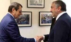 Ιθαγένεια και βασικές ελευθερίες συζήτησαν Αναστασιάδης - Ακιντζί
