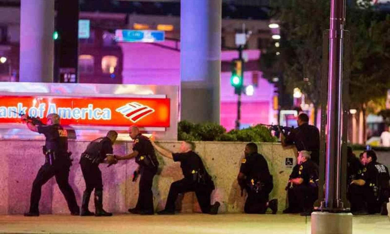 Μακελειό Ντάλας: Έτσι εκτέλεσαν τους πέντε αστυνομικούς οι ελεύθεροι σκοπευτές (Pics & Vids)