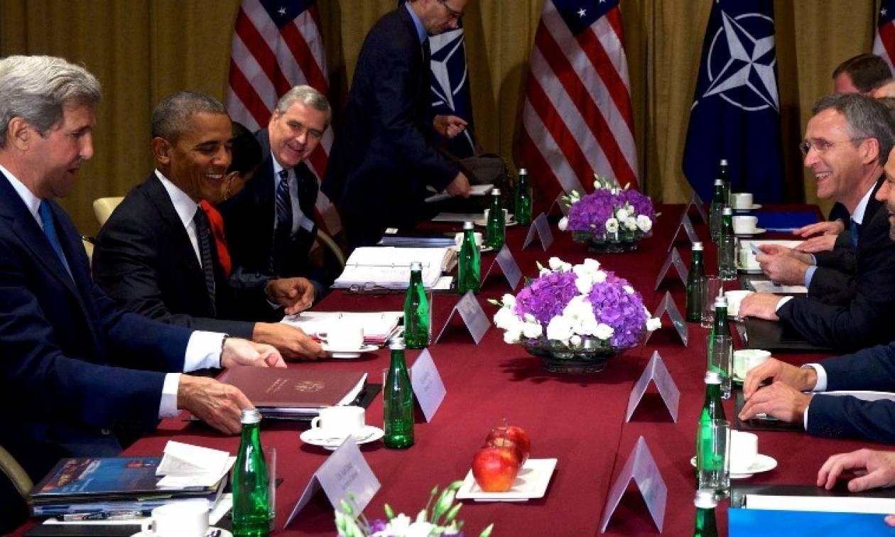 Σύνοδος ΝΑΤΟ - Ομπάμα: Το Brexit εγκυμονεί πολλούς και σοβαρούς κινδύνους
