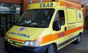 Αιτωλοακαρνανία: Σοβαρό εργατικό ατύχημα - Στο νοσοκομείο πέντε άτομα με ηλεκτροπληξία