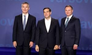 Σύνοδος ΝΑΤΟ - Τσίπρας: Η Ευρωπαϊκή ασφάλεια δεν είναι νοητή χωρίς την Ρωσία