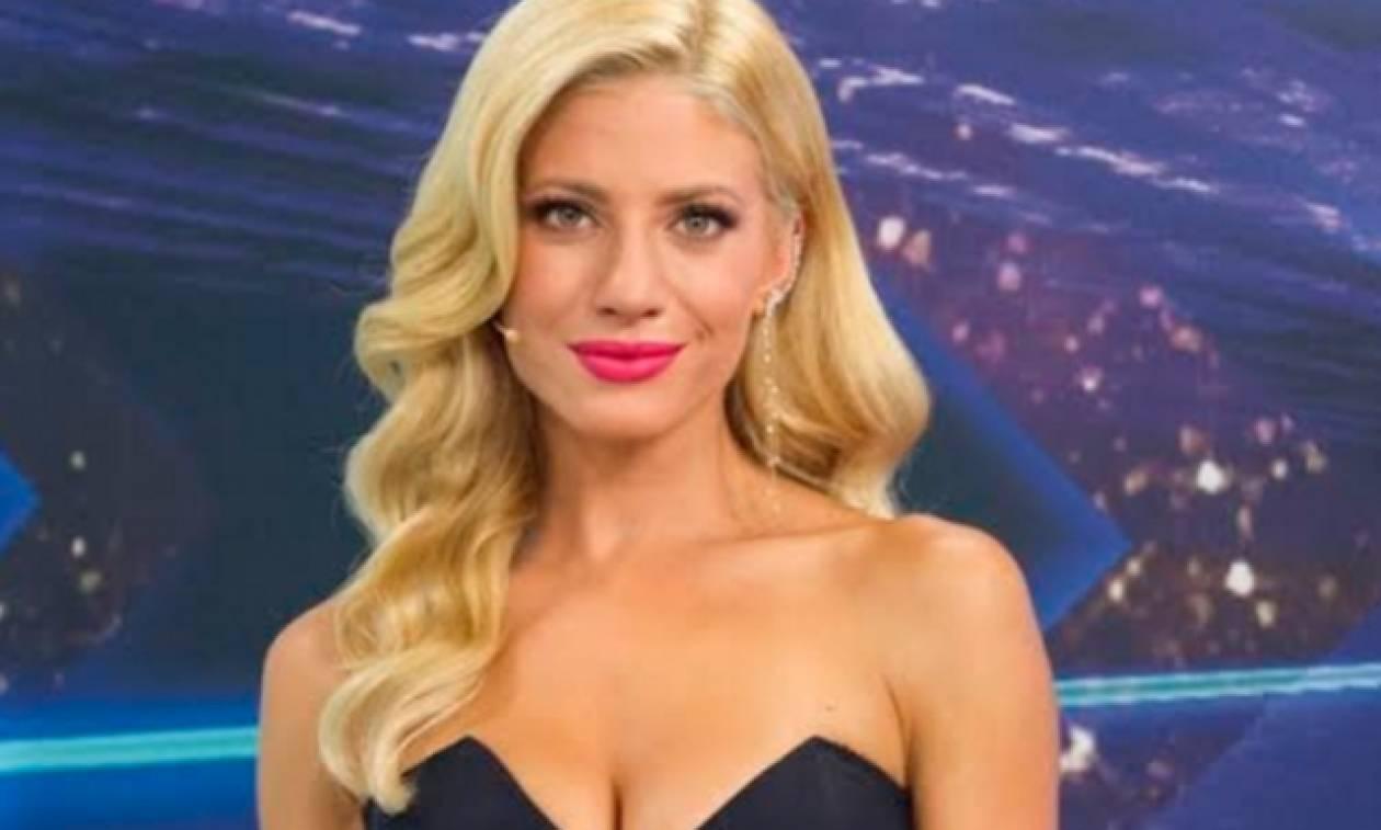 X Factor: Δεν υπάρχει... σεξοτερότερη από την Ευαγγελία Αραβανή (video)