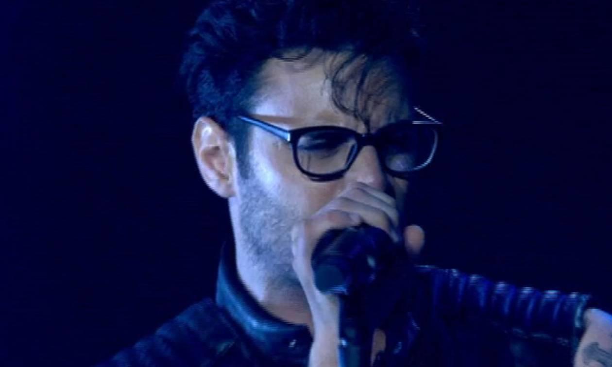 The X-Factor: Ίαν Στρατής: Το κομμάτι που πάντα περίμενε να πει