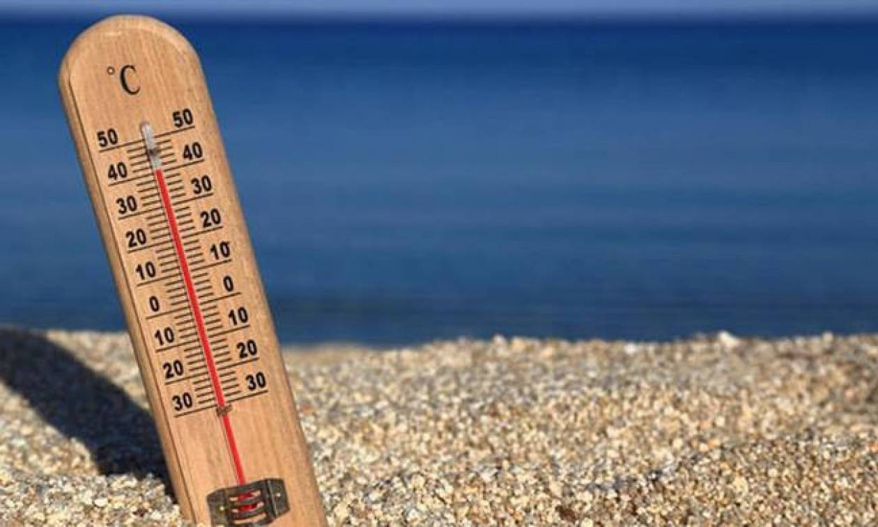 Καιρός: Το θερμόμετρο ανεβαίνει και η θάλασσα... επιβάλλεται - Δείτε που θα «χτυπήσει» κόκκινο