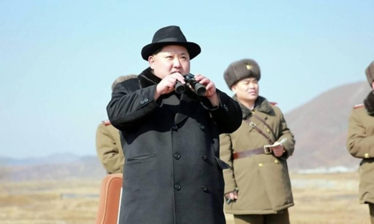 Βόρεια Κορέα: Η εκτόξευση βαλλιστικού πυραύλου απέτυχε... παταγωδώς!