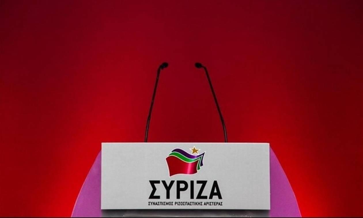 Τηλεοπτικές άδειες - ΣΥΡΙΖΑ: Εκπρόσωπος της διαπλοκής η ΝΔ