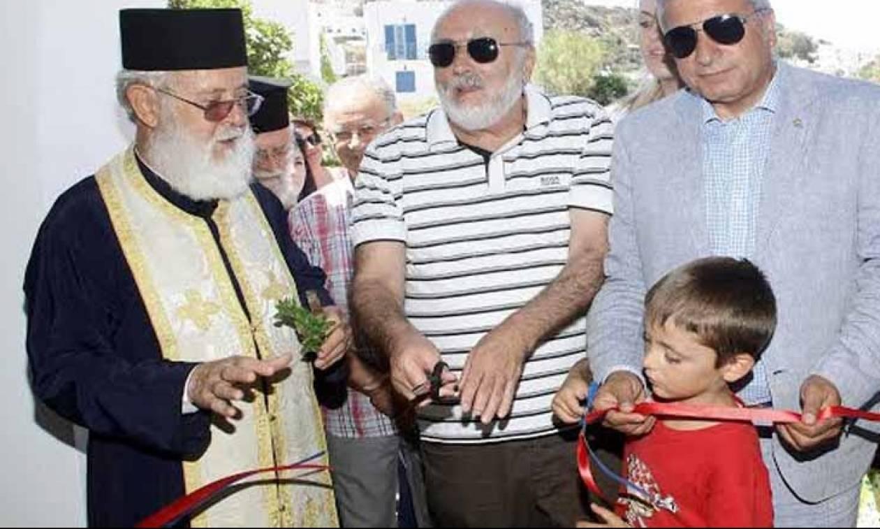 Εγκαινιάστηκε το ΚΕΠ Υγείας του Δήμου Μήλου