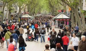 Αύξηση του πληθυσμού της Ευρώπης λόγω μετανάστευσης