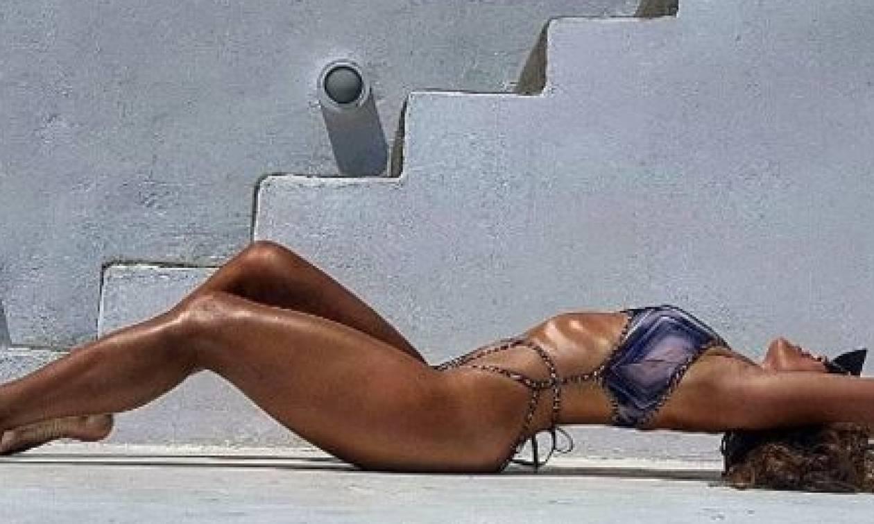 Αυτή η Ελληνίδα θα… «γυμνάσει» τα μάτια σου! (pιcs)