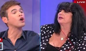 Χαμός στο πλατό του «Αποκαλυπτικά» - Καβγάς Φουρθιώτη-Βαγενά on air για τις τηλεοπτικές άδειες