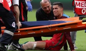 Τελικός Euro 2016: Το συγκλονιστικό κλάμα του Κριστιάνο Ρονάλντο (vid)
