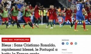 Euro 2016: Τεράστια απογοήτευση στον γαλλικό Τύπο!