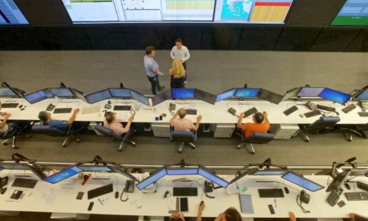 Κέντρο Διαχείρισης Δικτύου Ομίλου ΟΤΕ: Η «καρδιά» των τηλεπικοινωνιών της χώρας