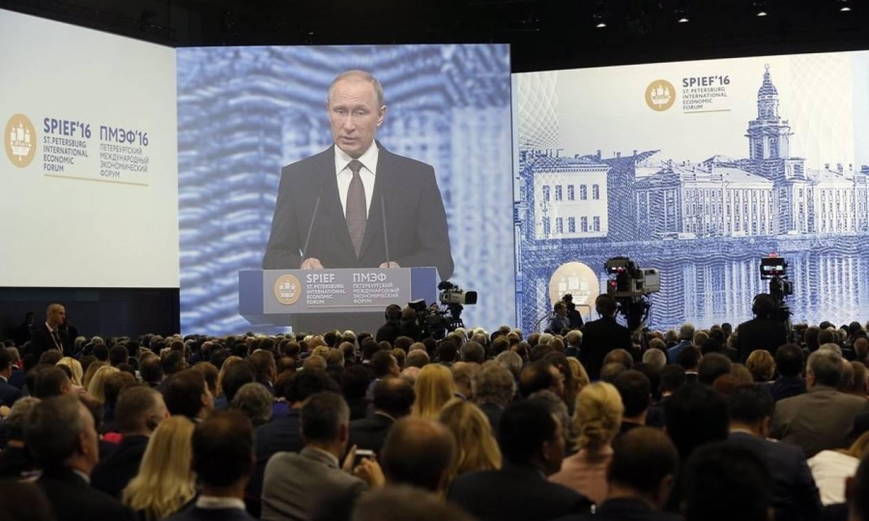Το Ελληνορωσικό Εμπορικό Επιμελητήριο συμμετείχε στο Διεθνές Φόρουμ της Αγίας Πετρούπολης