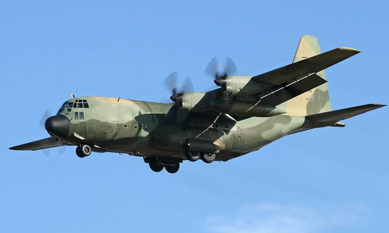 Τραγωδία στην Πορτογαλία: Τρεις νεκροί έπειτα από συντριβή αεροσκάφους C-130